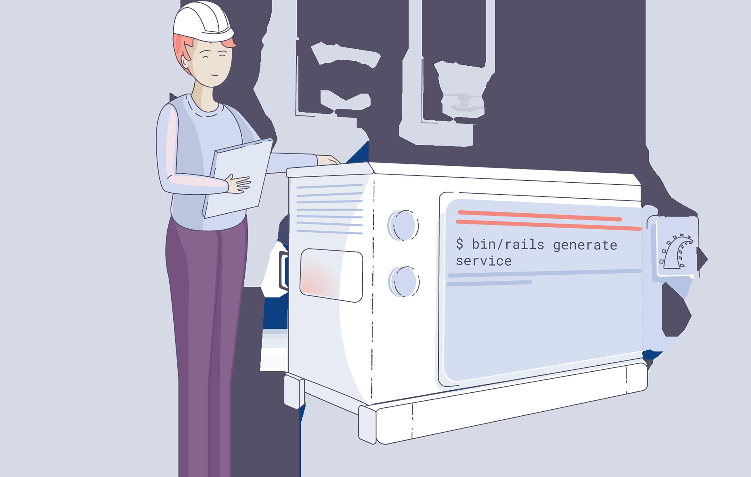 03 rails generator